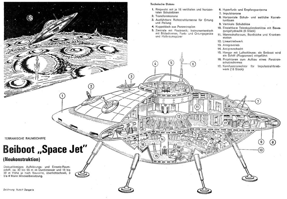 Space-jet